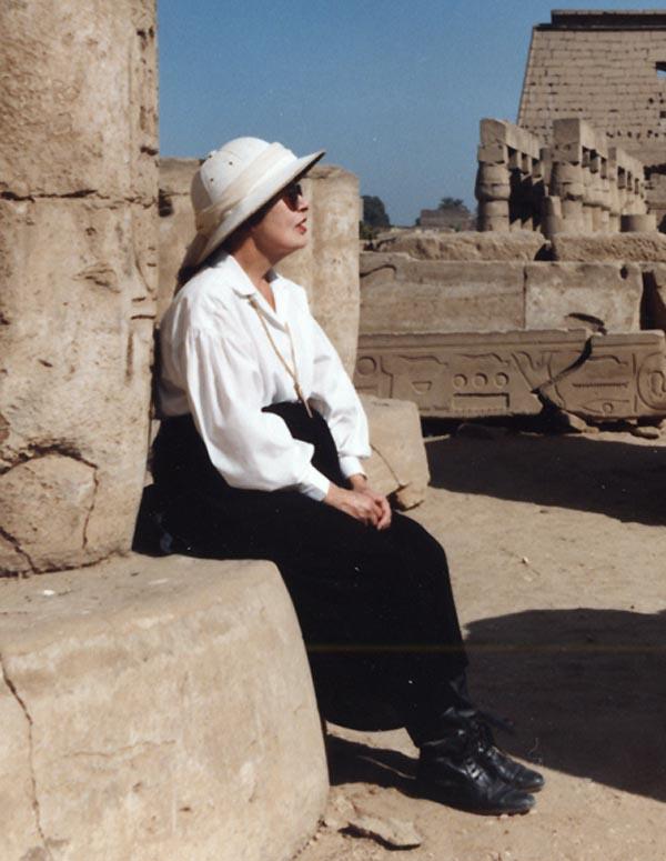 7 B Mertz Luxor Temple Luxor B Jan.1994. (1)